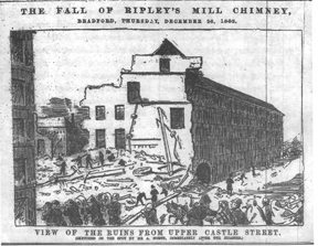 Sketch Newlands Mill Disaster