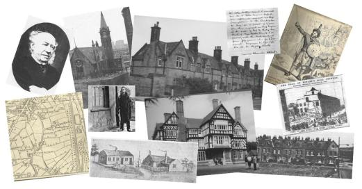 Collection of images related to Ripley Ville & its Victorian world